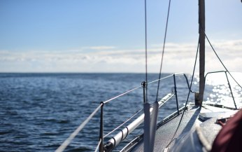Albin Cirrus 78, s/y Elin, Zalew Szczecinski,zeglowanie,stettiner haff,sailing